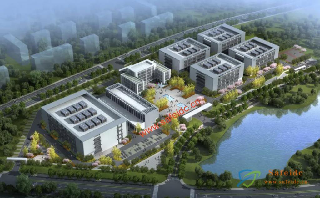 中国电信(国家)数字青海新型大数据中心